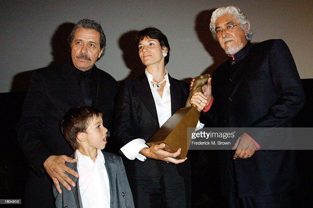 Los Angeles Latino Film Festival : News Photo