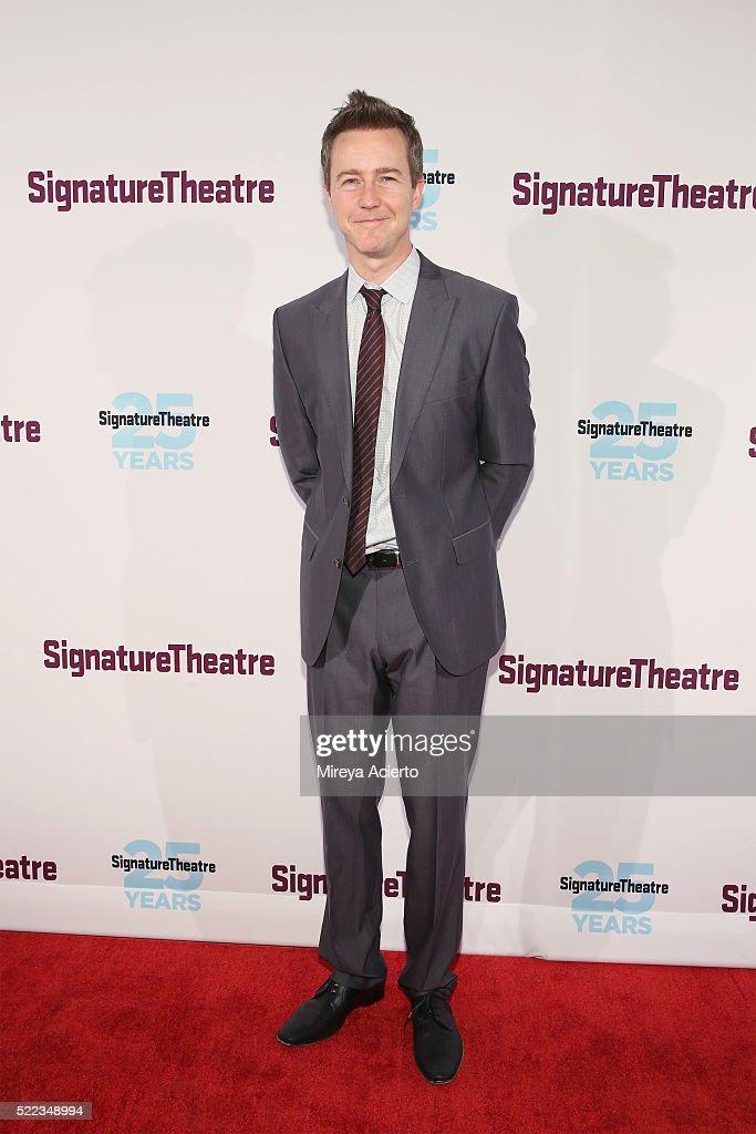 2016 Signature Theatre Gala