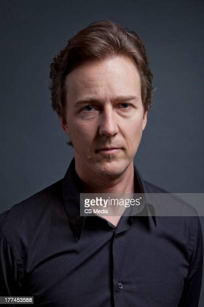 Actor Edward Norton is photographed on September 10 2009 in Toronto Ontario