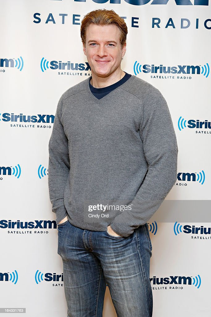 Actor Edward Watts visits the SiriusXM Studios on March 22, 2013 in New York City.