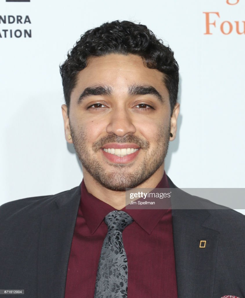 Actor E.J. Bonilla attends the 11th Annual Stand Up for Heroes at The Theater at Madison Square Garden on November 7, 2017 in New York City.