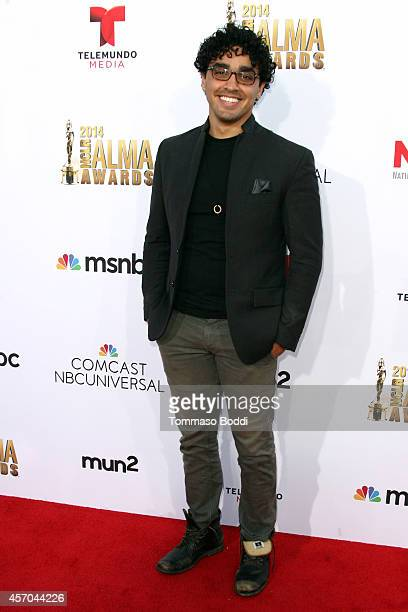Actor EJ Bonilla attends the 2014 NCLR ALMA Awards held at the Pasadena Civic Auditorium on October 10 2014 in Pasadena California