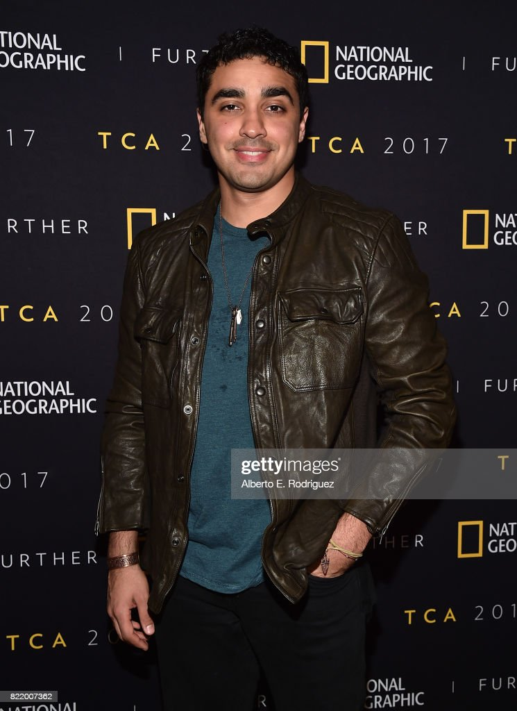 2017 Summer TCA Tour - National Geographic Party