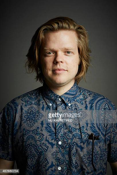 Actor Elden Henson poses for a portrait at the Getty Images Portrait Studio powered by Samsung Galaxy at Comic-Con International 2014 at Hard Rock...