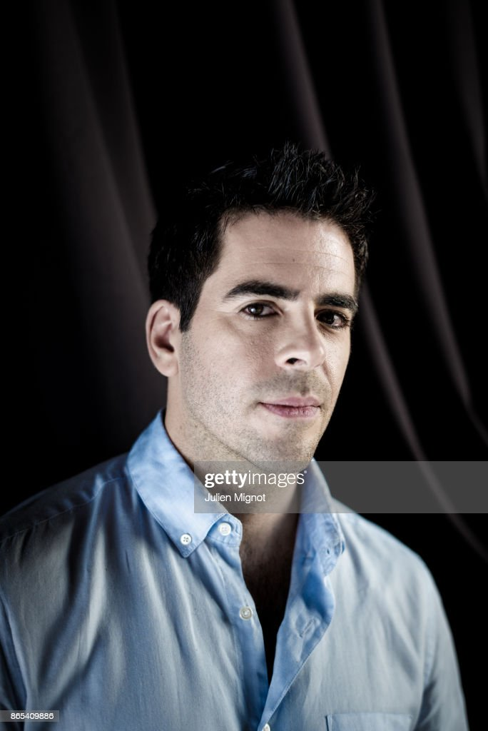 Actor Eli Roth is photographed for Grazia Magazine on September, 2015 in Deauville, France.