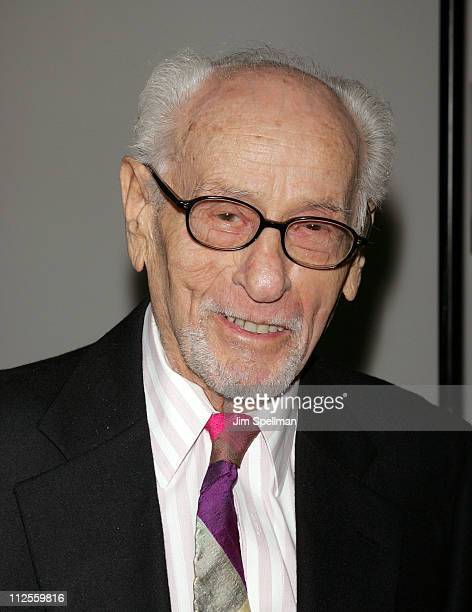 """Actor Eli Wallach arrives at the """"War"""" Premiere at the Museum of Modern Art on September 17, 2007 in New York City."""