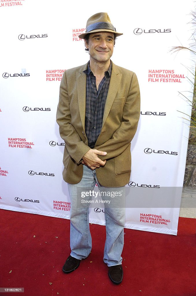 Actor Elias Koteas Attends The U00273 Backyardsu0027 Premiere During The 18th  Annual Hamptons International