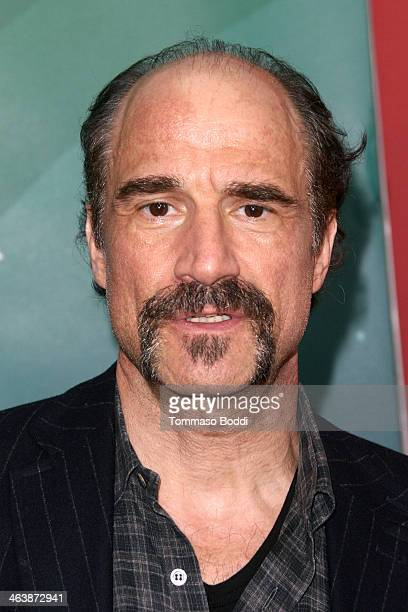 Actor Elias Koteas attends the NBC/Universal 2014 TCA Winter Press Tour held at The Langham Huntington Hotel and Spa on January 19 2014 in Pasadena...