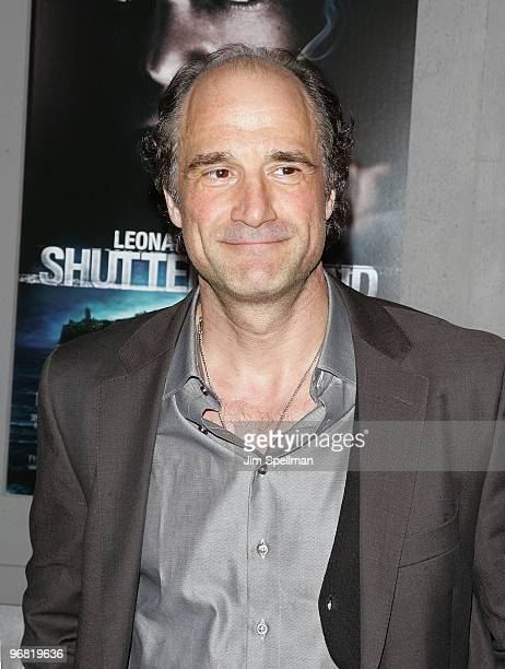 Actor Elias Koteas attends the Shutter Island premiere at the Ziegfeld Theatre on February 17 2010 in New York City