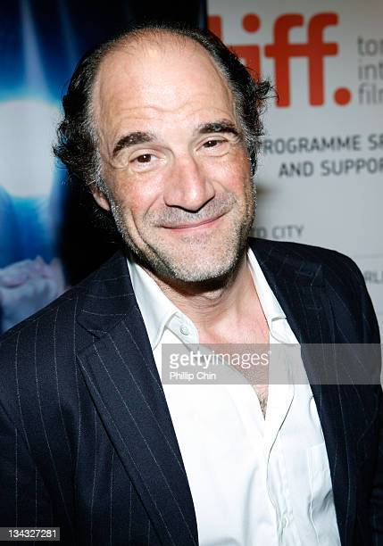 Actor Elias Koteas attends the The Adjuster premiere at Jackman Hall during the 2009 Toronto International Film Festival on September 16 2009 in...