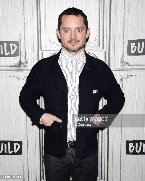Actor Elijah Wood attends the Build Series to discuss the film Come To Daddy at Build Studio on April 25 2019 in New York City