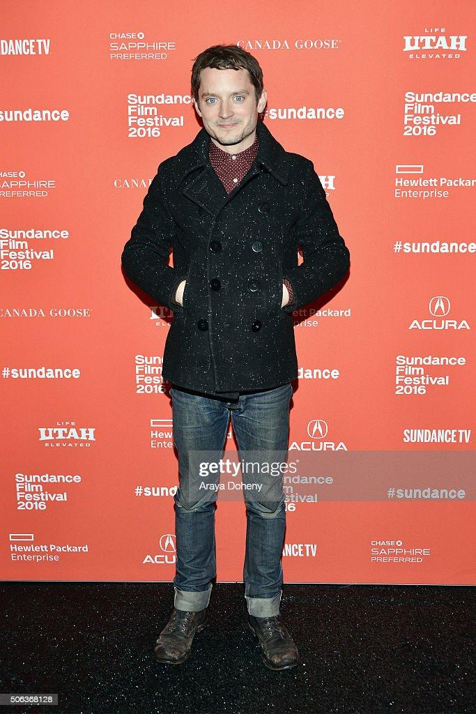 """The Greasy Strangler"" Premiere - 2016 Sundance Film Festival"