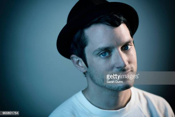 Actor Elijah Wood is photographed for Empire magazine on July 22 2017 in Los Angeles California