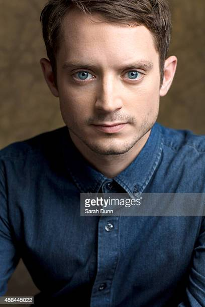 Actor Elijah Wood is photographed for Empire magazine on October 10 2014 in London England