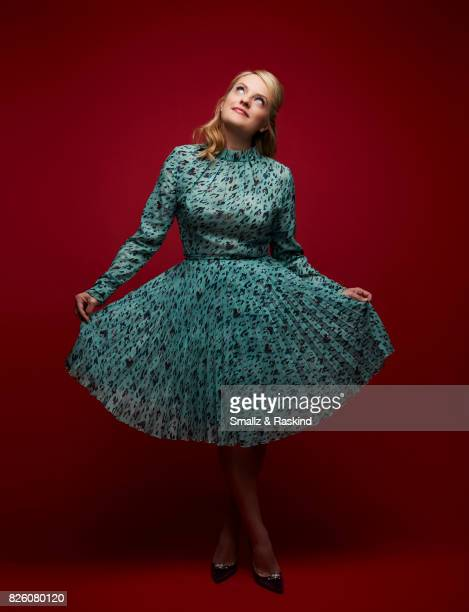 Actor Elisabeth Moss of SundanceTV's 'Top of the Lake China Girl' poses for a portrait during the 2017 Summer Television Critics Association Press...