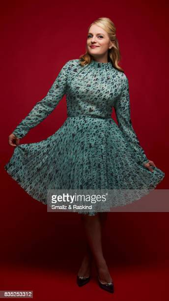 Actor Elisabeth Moss of SundanceTV's 'Top of the Lake: China Girl' poses for a portrait during the 2017 Summer Television Critics Association Press...