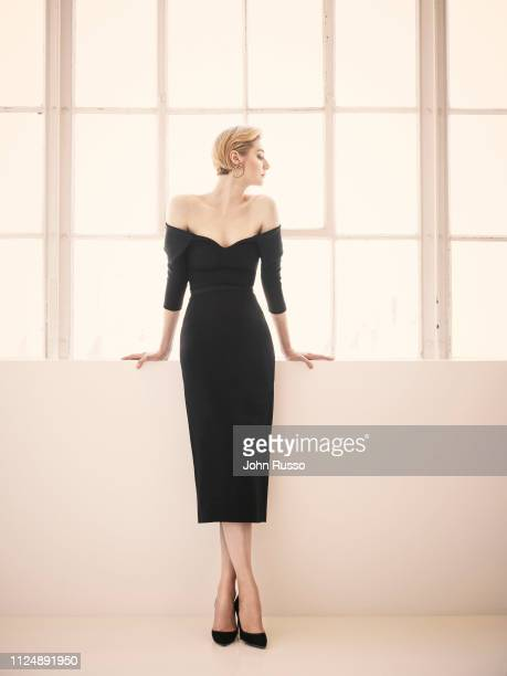 Actor Elizabeth Debicki is photographed for 20th Century Fox on July 9 2018 in New York City United States