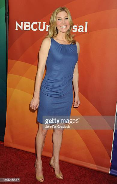 Actor Elizabeth Mitchell attends the NBC Winter TCA Press Tour held at the Langham Huntington Hotel and Spa on January 6 2013 in Pasadena California
