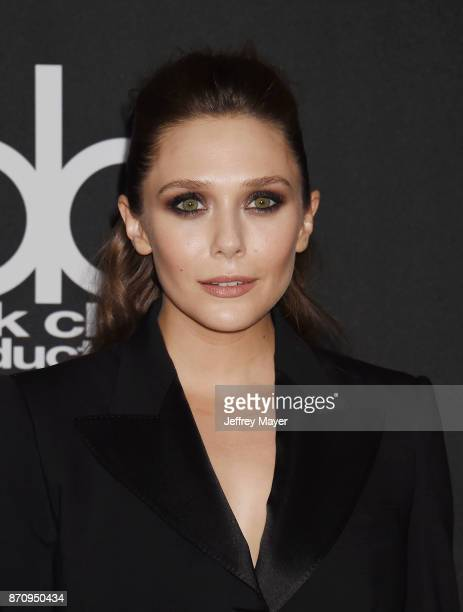 Actor Elizabeth Olsen attends the 21st Annual Hollywood Film Awards at The Beverly Hilton Hotel on November 5 2017 in Beverly Hills California