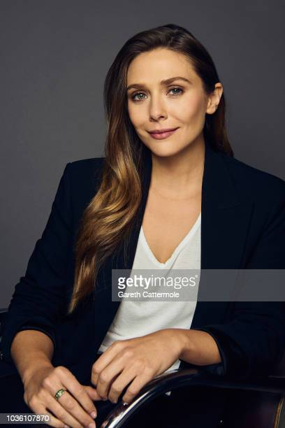 Actor Elizabeth Olsen from the series 'Sorry for Your Loss' poses for a portrait during the 2018 Toronto International Film Festival at...