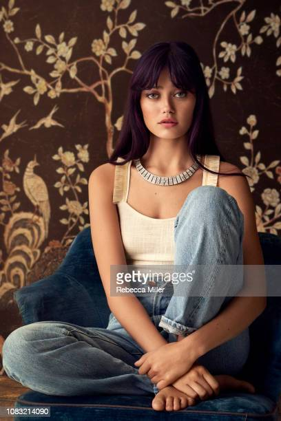 Actor Ella Purnell is photographed for Vanity Fair magazine on May 30 2018 in London England