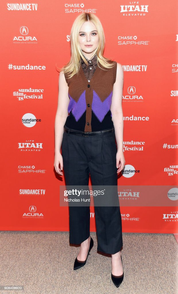 "2018 Sundance Film Festival - ""I Think We're Alone Now"" Premiere"