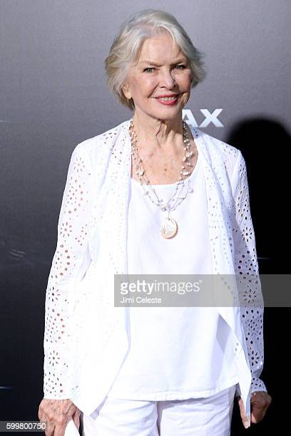 """Actor Ellen Burstyn attends The New York Premiere of Warner Bros. Pictures' and Village Roadshow Pictures' """"Sully"""" at Alice Tully Hall at Lincoln..."""