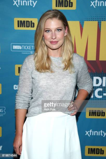 Actor Ellen Woglom at the #IMDboat At San Diego Comic-Con 2017 on the IMDb Yacht on July 20, 2017 in San Diego, California.