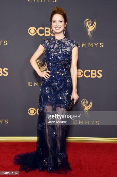 Actor Ellie Kemper attends the 69th Annual Primetime Emmy Awards at Microsoft Theater on September 17 2017 in Los Angeles California