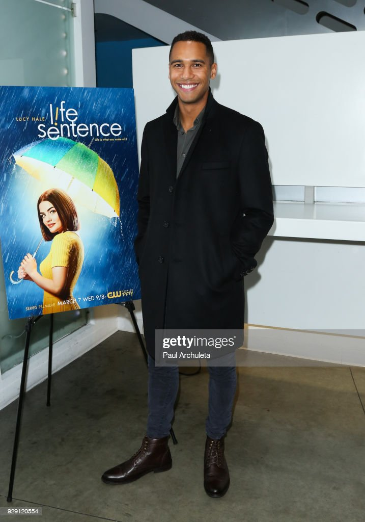 Actor Elliot Knight attends the screening for the CW's 'Life Sentence' at The Downtown Independent on March 7, 2018 in Los Angeles, California.