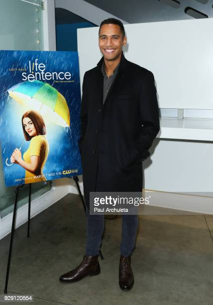 Actor Elliot Knight attends the screening for the CW's 'Life Sentence' at The Downtown Independent on March 7 2018 in Los Angeles California