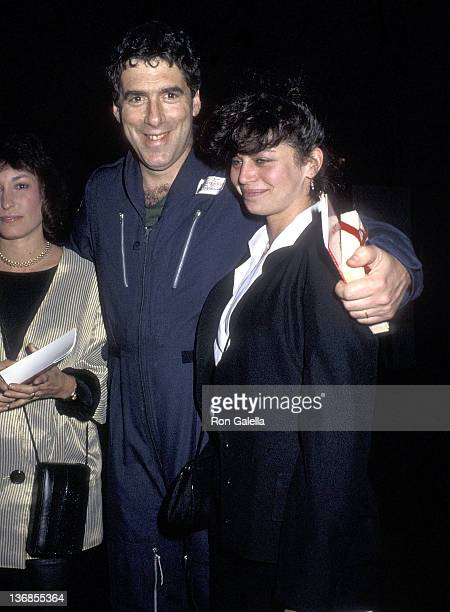 Actor Elliott Gould and wife Jennifer Bogart attend TIME Magazine's TIME Covers Hollywood Exhibition/Cocktail Reception to Celebrate the Hollywood...