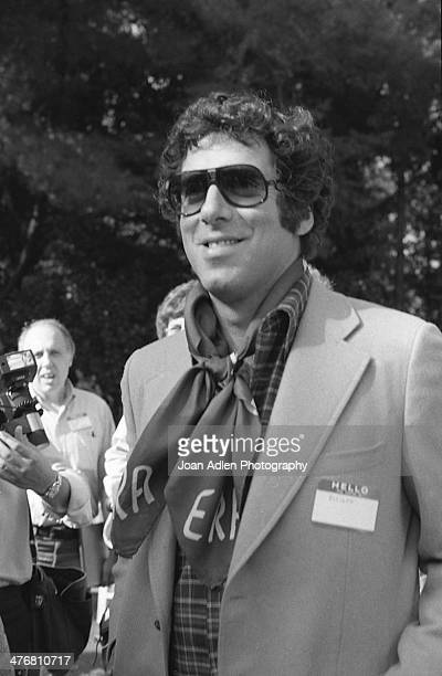 Actor Elliott Gould attends an ERA event hosted by and at the home of actress producer and social activist Marlo Thomas in Beverly Hills California