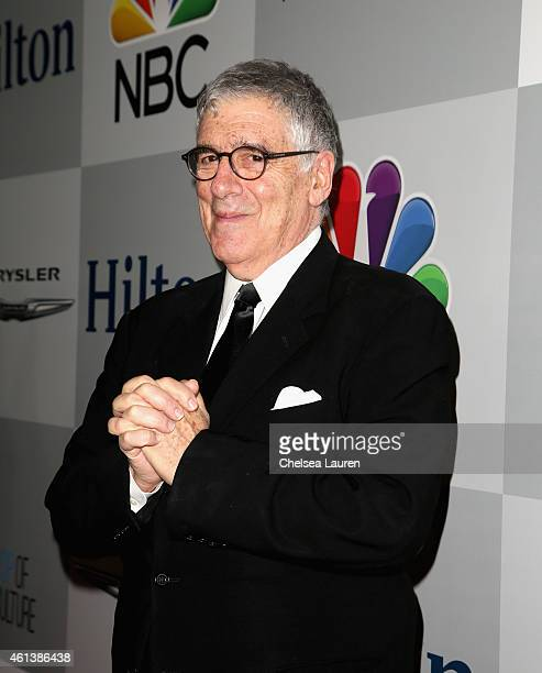 Actor Elliott Gould attends the NBCUniversal 2015 Golden Globe Awards Party sponsored by Chrysler at The Beverly Hilton Hotel on January 11 2015 in...