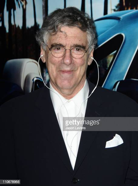 Actor Elliott Gould attends the premiere of His Way at Paramount Studios on March 22 2011 in Hollywood California