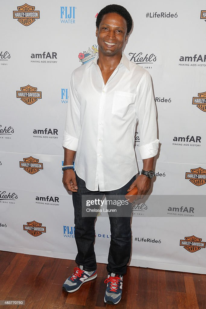6th Annual Kiehl's LifeRide For amfAR Celebration