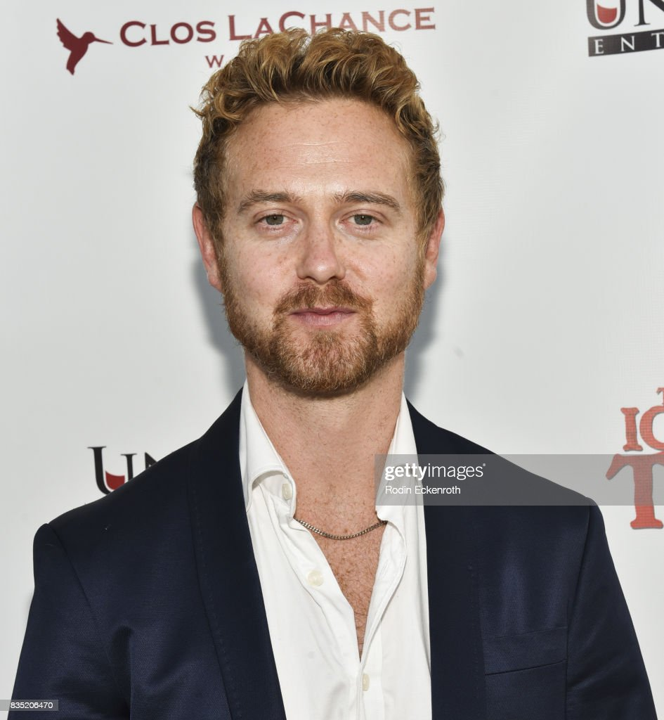 Actor Emil Johnsen attends the premiere of Uncork'd Entertainment's 'The Ice Cream Truck' at Ahrya Fine Arts Movie Theater on August 17, 2017 in Beverly Hills, California.