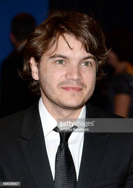 Actor Emile Hirsch attends the 100th Annual White House Correspondents' Association Dinner at the Washington Hilton on May 3 2014 in Washington DC