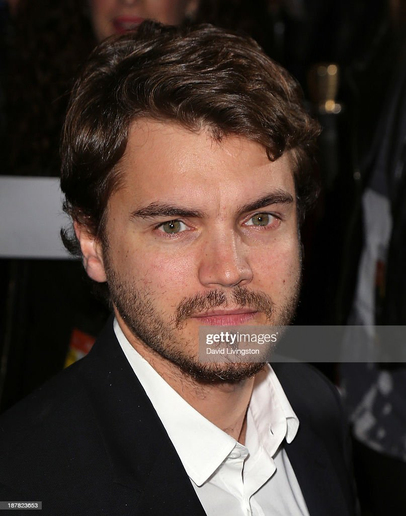 Actor Emile Hirsch attends the AFI FEST 2013 presented by Audi premiere of 'Lone Survivor' at the TCL Chinese Theatre on November 12, 2013 in Hollywood, California.