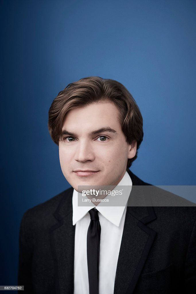 Actor Emile Hirsch poses for a portrait at the Tribeca