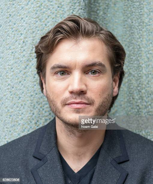Actor Emile Hirsch visits Build Series to discuss 'The Autopsy Of Jane Doe' at AOL HQ on December 8 2016 in New York City