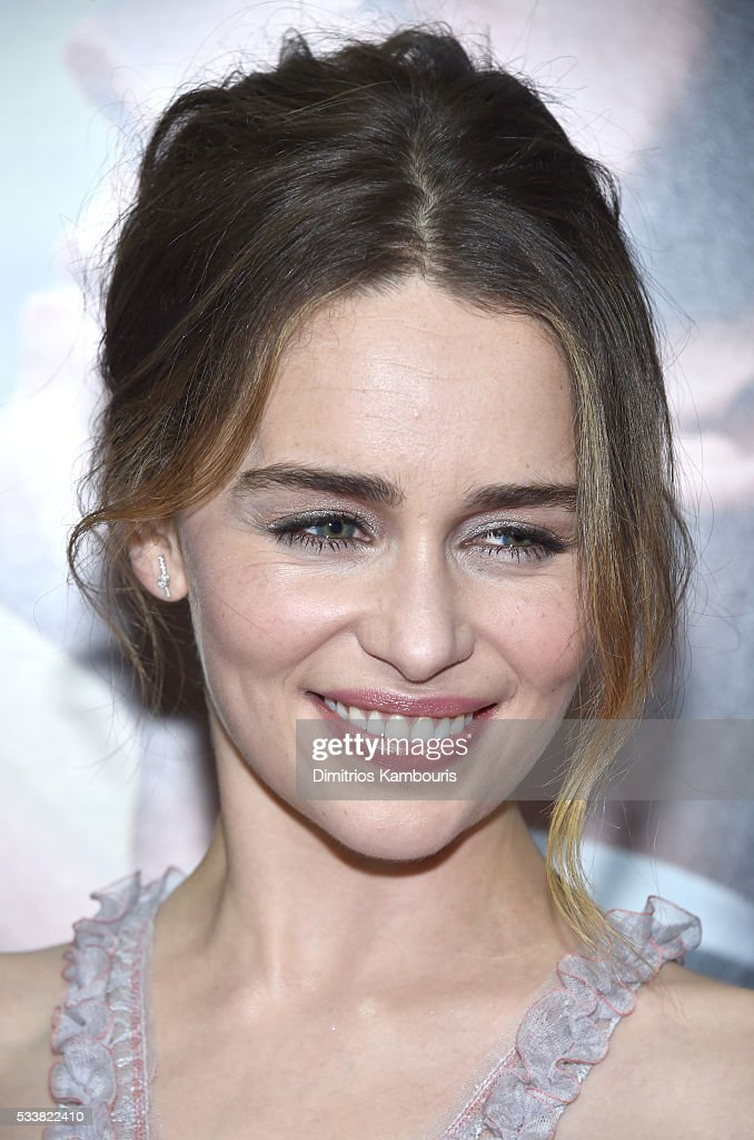 """""""Me Before You"""" World Premiere : News Photo"""