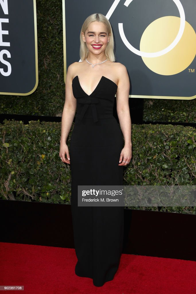 75th Annual Golden Globe Awards - Arrivals : Nieuwsfoto's