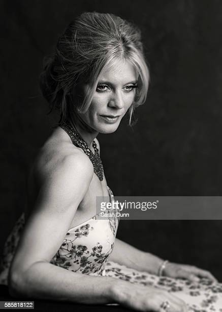 Actor Emilia Fox is photographed on April 12 2015 in London England