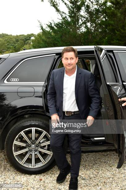 Actor Emilio Estevez arrives to the red carpet and Chairman's Reception at Suna Residence during Hamptons International Film Festival 2018 Day Three...