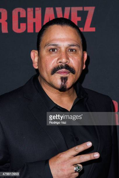 Cesar Chavez Los Angeles Premiere Stock Photos and ...