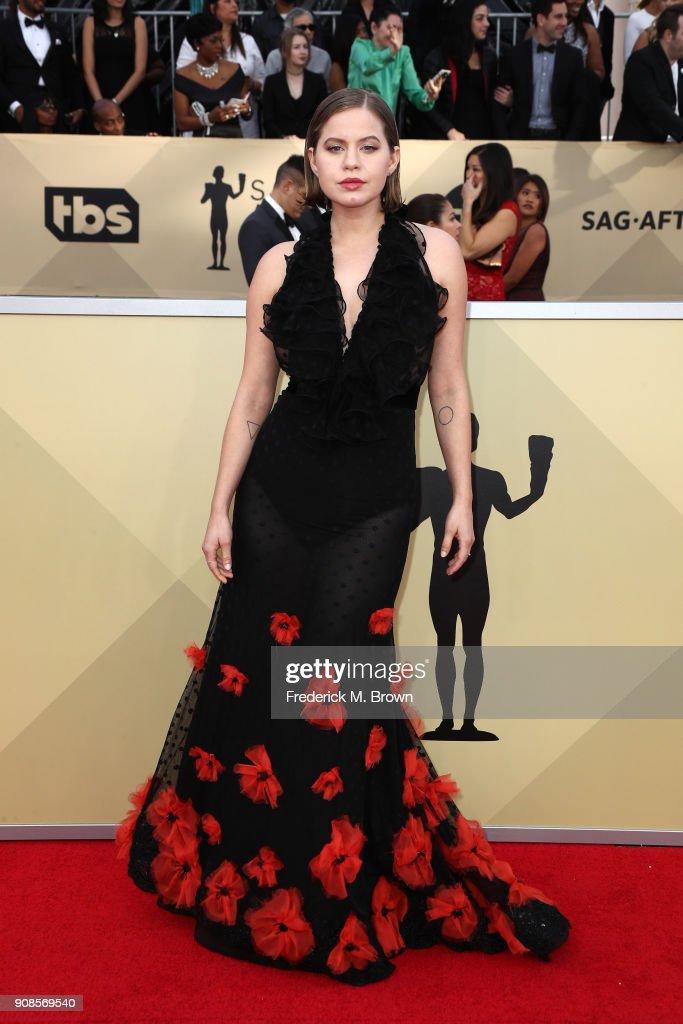 Actor Emily Althaus attends the 24th Annual Screen Actors Guild Awards at The Shrine Auditorium on January 21, 2018 in Los Angeles, California. 27522_017