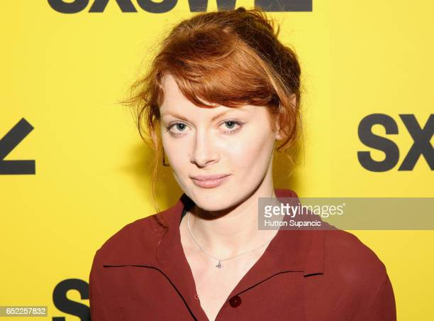 Actor Emily Beecham attends the premiere of 'Daphne' during 2017 SXSW Conference and Festivals at Alamo Lamar A on March 11 2017 in Austin Texas