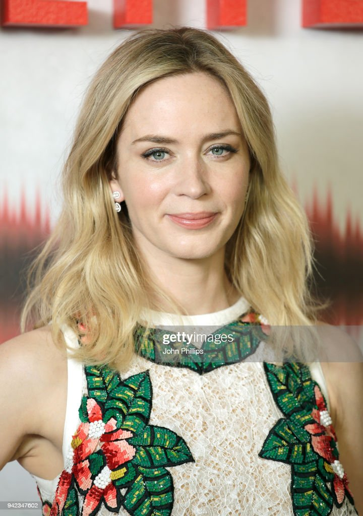 """A Quiet Place"" Screening - Arrivals"