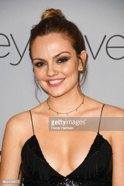 Actor Emily Meade attends 19th Annual PostGolden Globes Party hosted by Warner Bros Pictures and InStyle at The Beverly Hilton Hotel on January 7...